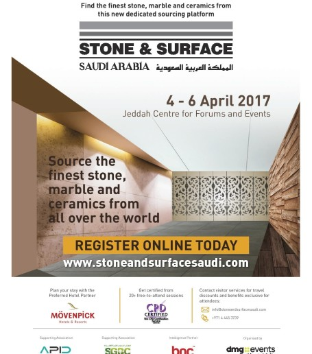 Stone and Surface Saudi