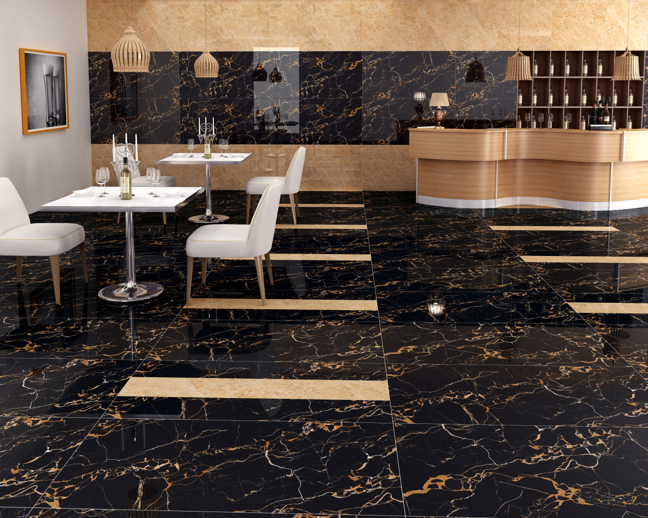 Varmora Launches Hi Gloss Tiles A Perfect Mix Of