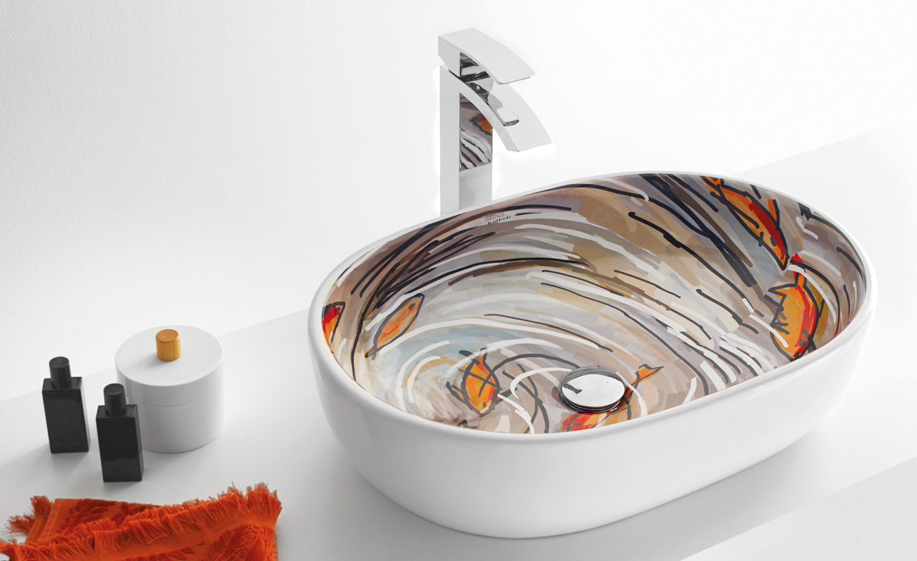 Washbasins designs