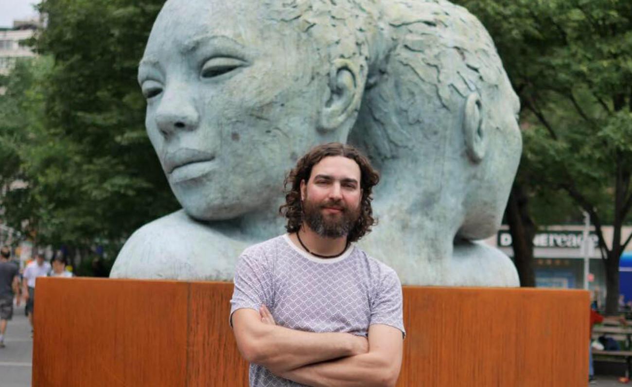 Artist Lionel Smit