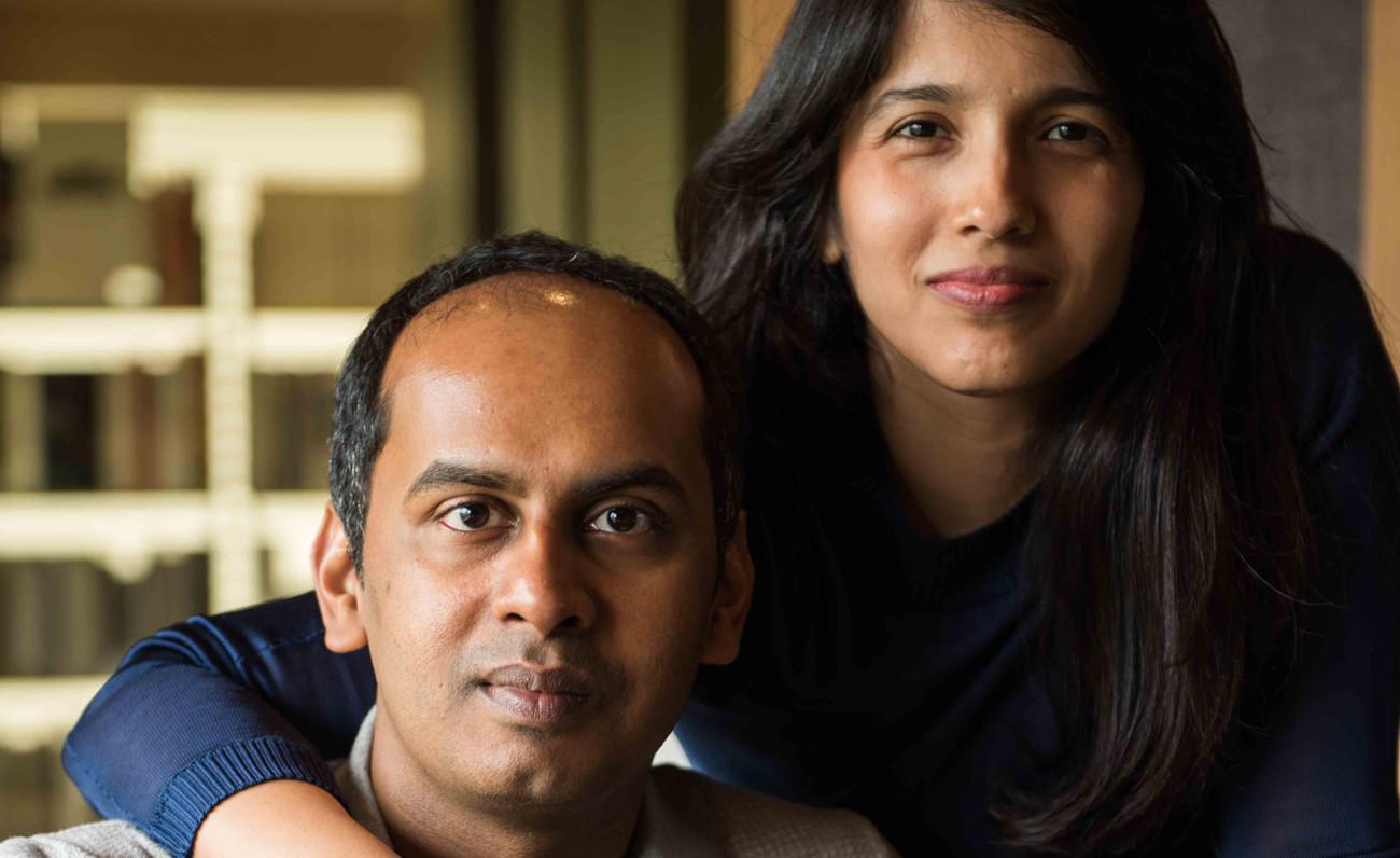 Architects Krupa Zubin & Zubin Zainuddin