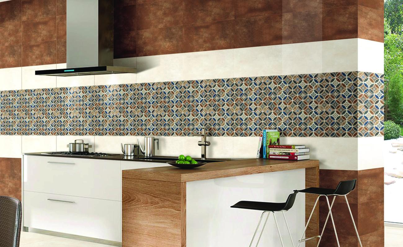 Kitchen Wall Kitchen Tiles Design Indian Style Inspiration   Igri ...