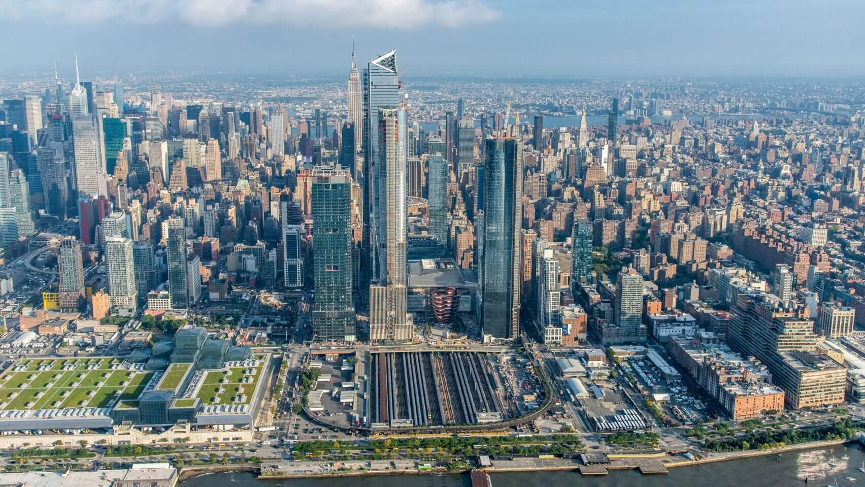 Green deal for no glass skyscrapers in Newyork