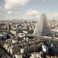 The Triangle Tower in Paris