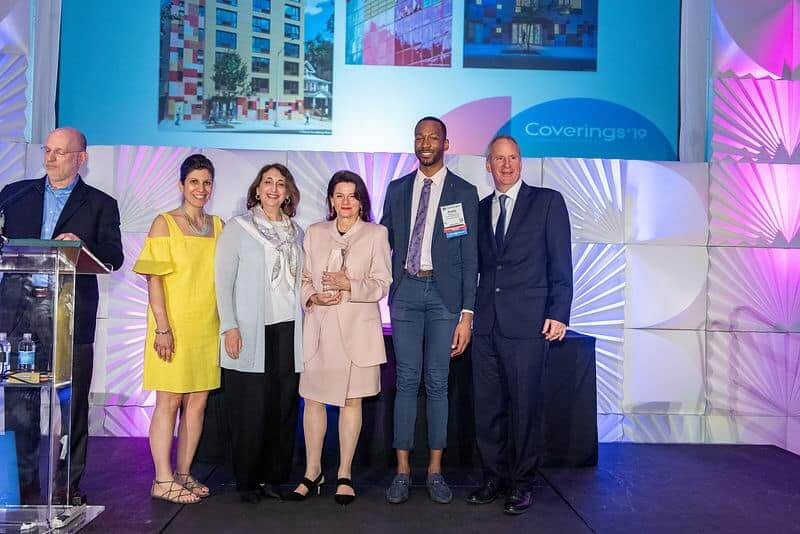 Coverings Coveted 2020 Awards