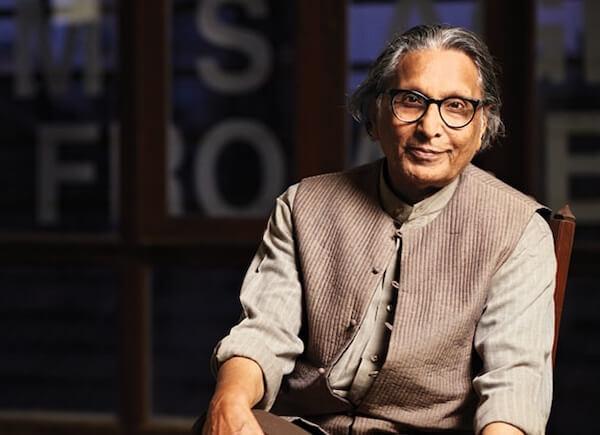 Architect B.V Doshi wins The Padma Bhushan