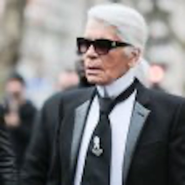 A tribute to a fashion legend Karl Lagerfeld