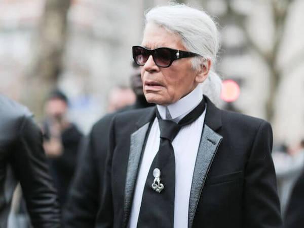 A tribute to a fashion legend Karl Lagerfeld