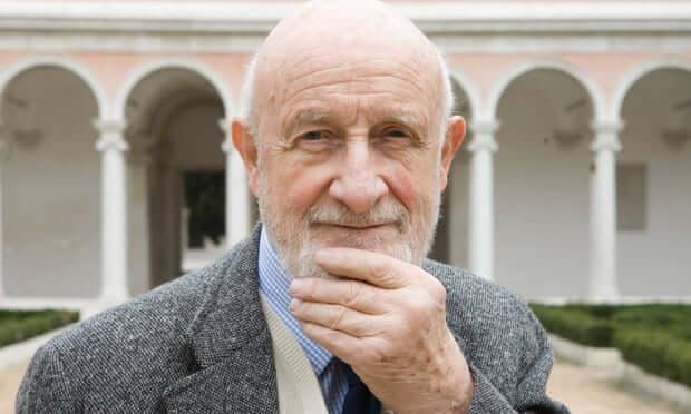 Italian architect Vittorio Gregotti