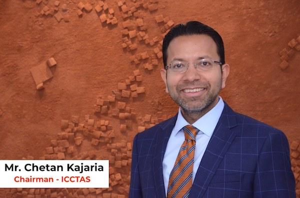 The Tiles of India Interview with Mr. Chetan Kajaria - ICCTAS Chairman