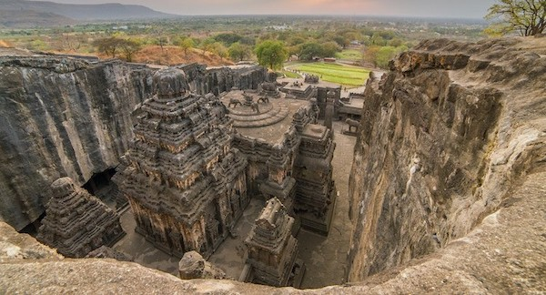 The Kailasa Temple