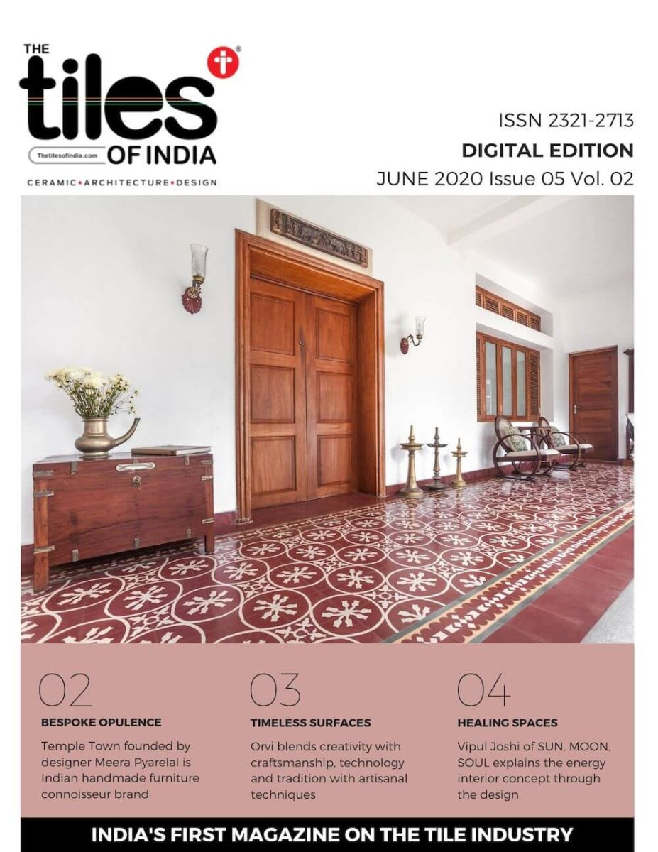 The Tiles of India Weekly Digital Tabloid Edition - June 2020 Issue 5 Volume 2