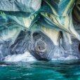 Marble Caves of Patagonia Chile