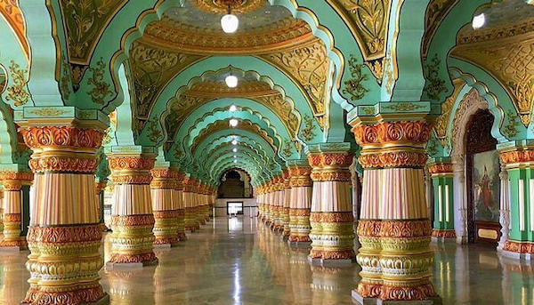 True Architectural Gem of India - Mysore Palace