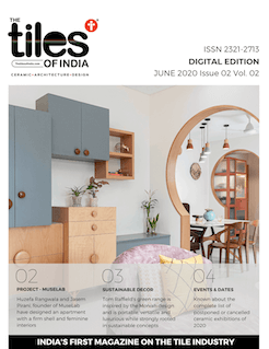 Digital Tabloid Edition June 2020 Issue 2 Vol 2 The Tiles Of India
