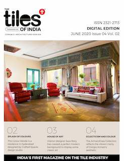 Digital Tabloid Edition June 2020 Issue 4 Vol 2 The Tiles Of India