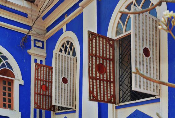 Goan traditional architecture