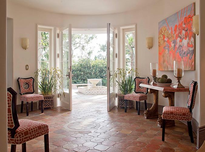 Interior Designer Paul Fortune