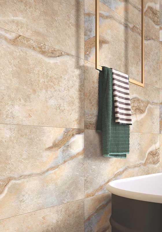 Kajaria Ceramics - Bathroom Wall Tiles Collection 2020