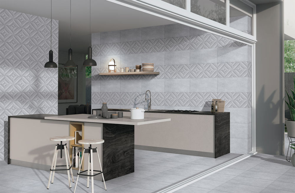 Kajaria Kitchen Wall Tiles Collection 2020