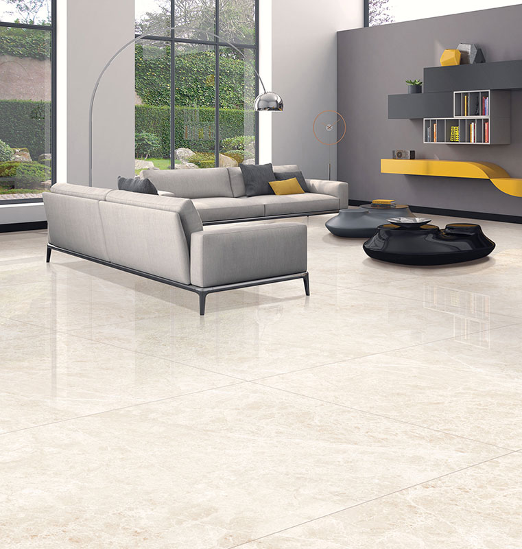 Kajaria Living Room Floor Tiles Collection 2020 - The