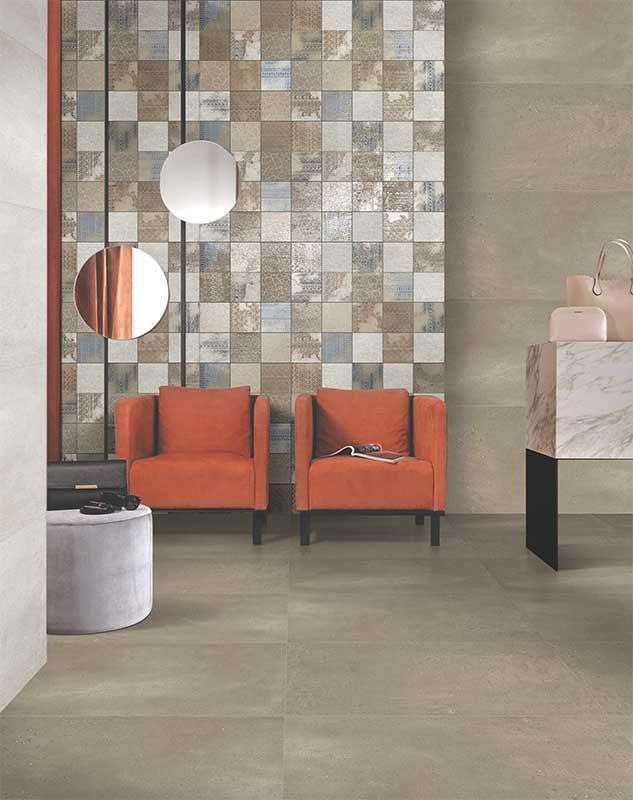 Kajaria Living Room Wall Tiles Collection 2020