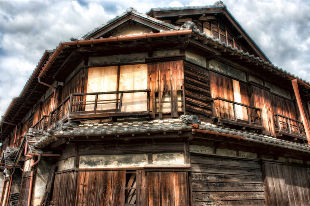 Japan's architectural styles