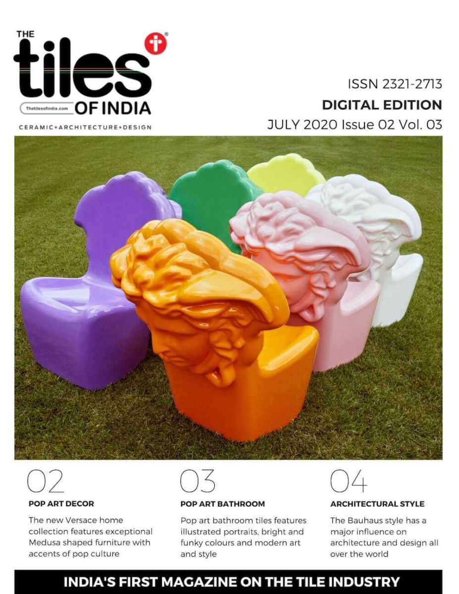 The Tiles of India Weekly Digital Tabloid Edition - July 2020 Issue 2 Volume 3