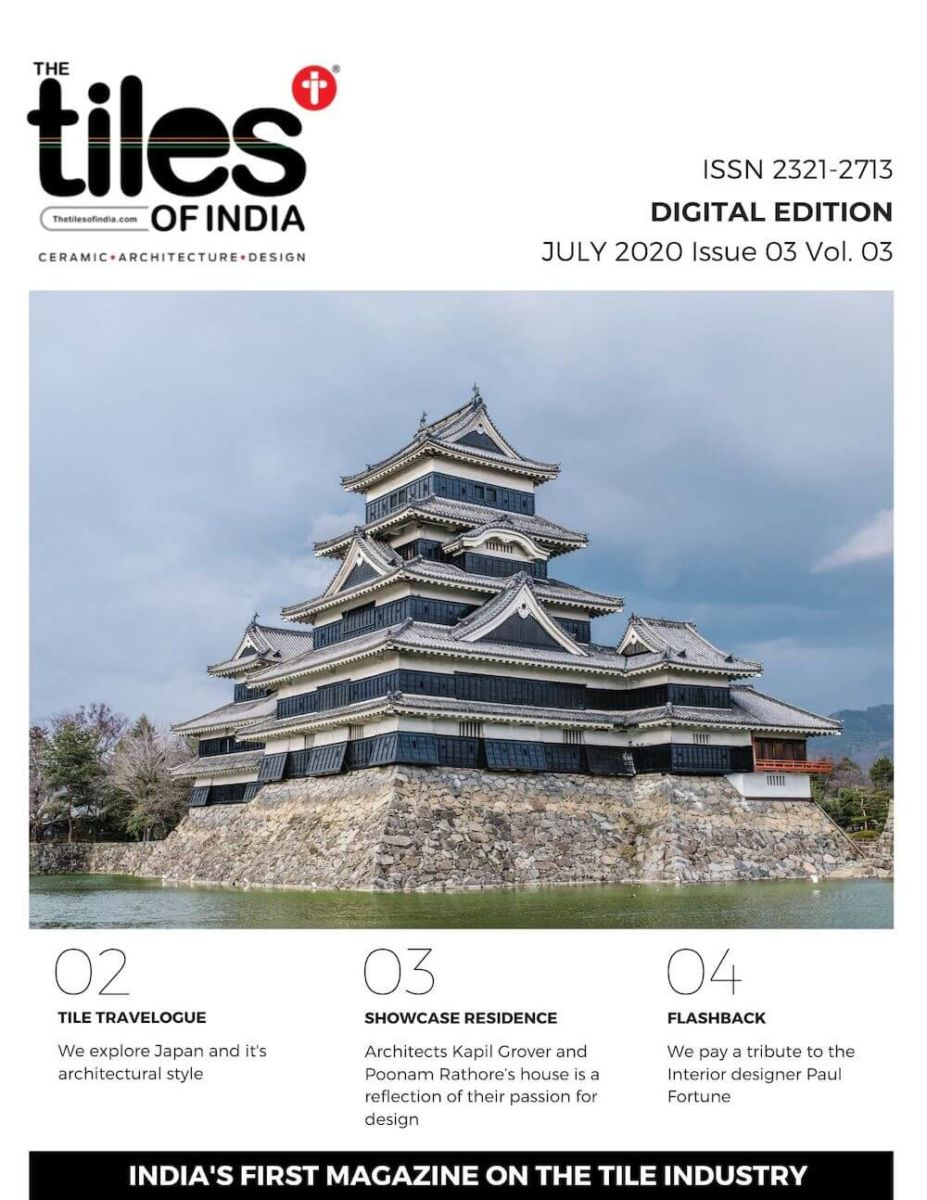 The Tiles of India Weekly Digital Tabloid Edition - July 2020 Issue 3 Volume 3