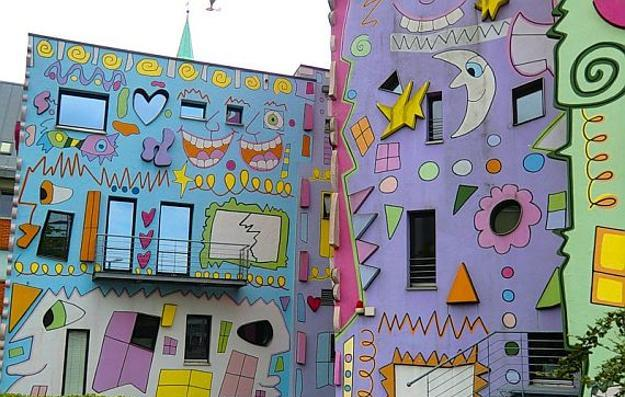 Pop Art Architecture