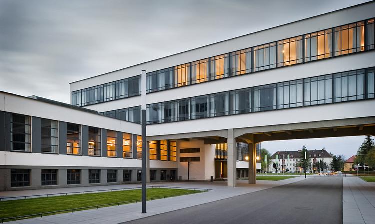 Bauhaus icons