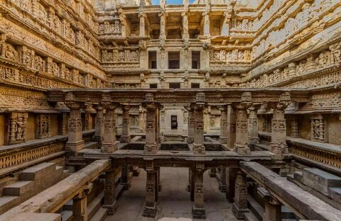 The Queen's Stepwell