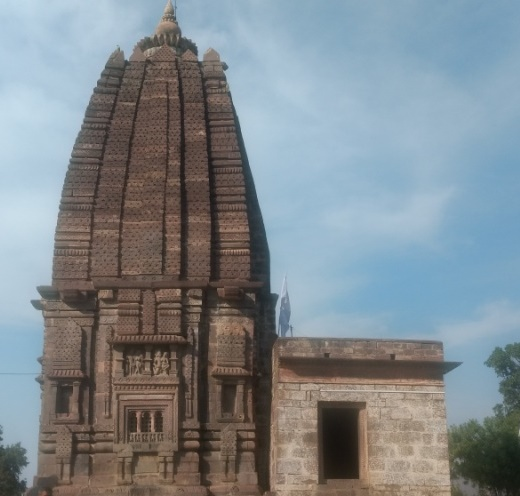 The Chaturmukh temple
