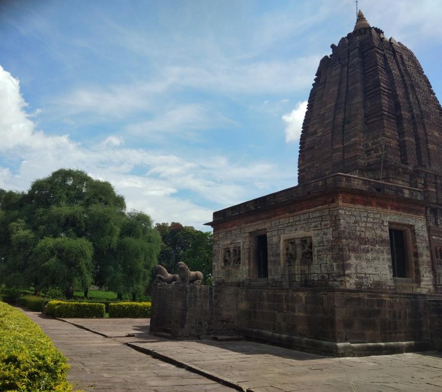 The Chaturmukh temple