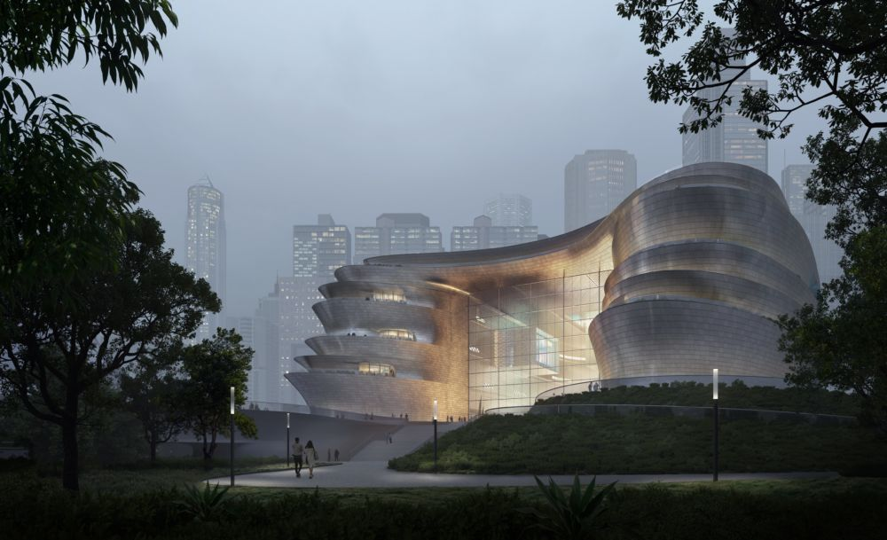 Shenzhen Science and Technology Museum