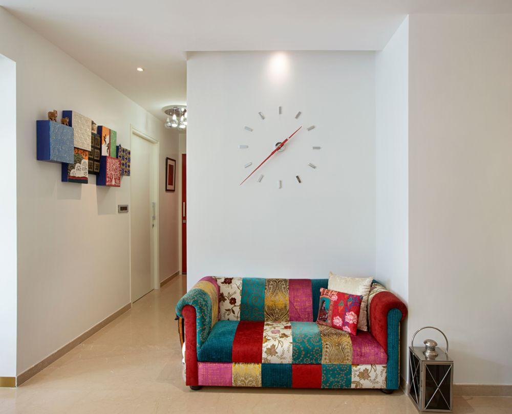 Interior Designer Geeta Krishna
