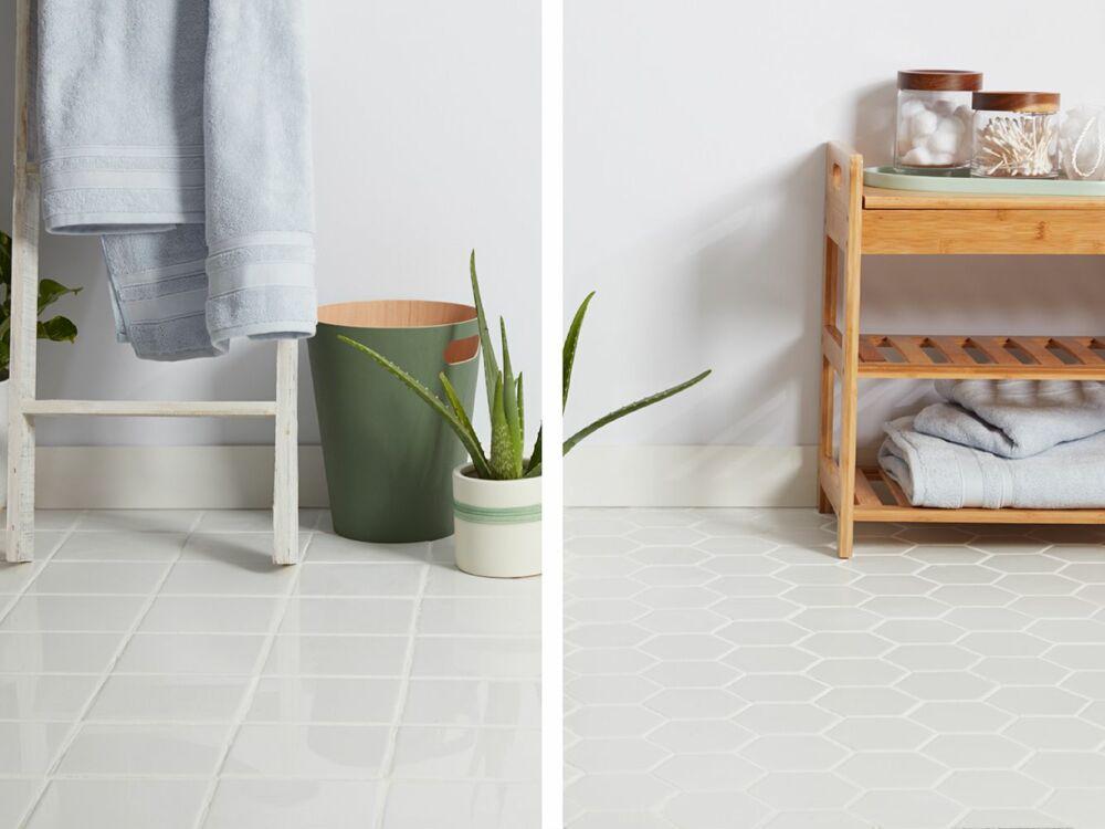 Porcelain tiles v/s Ceramic tiles