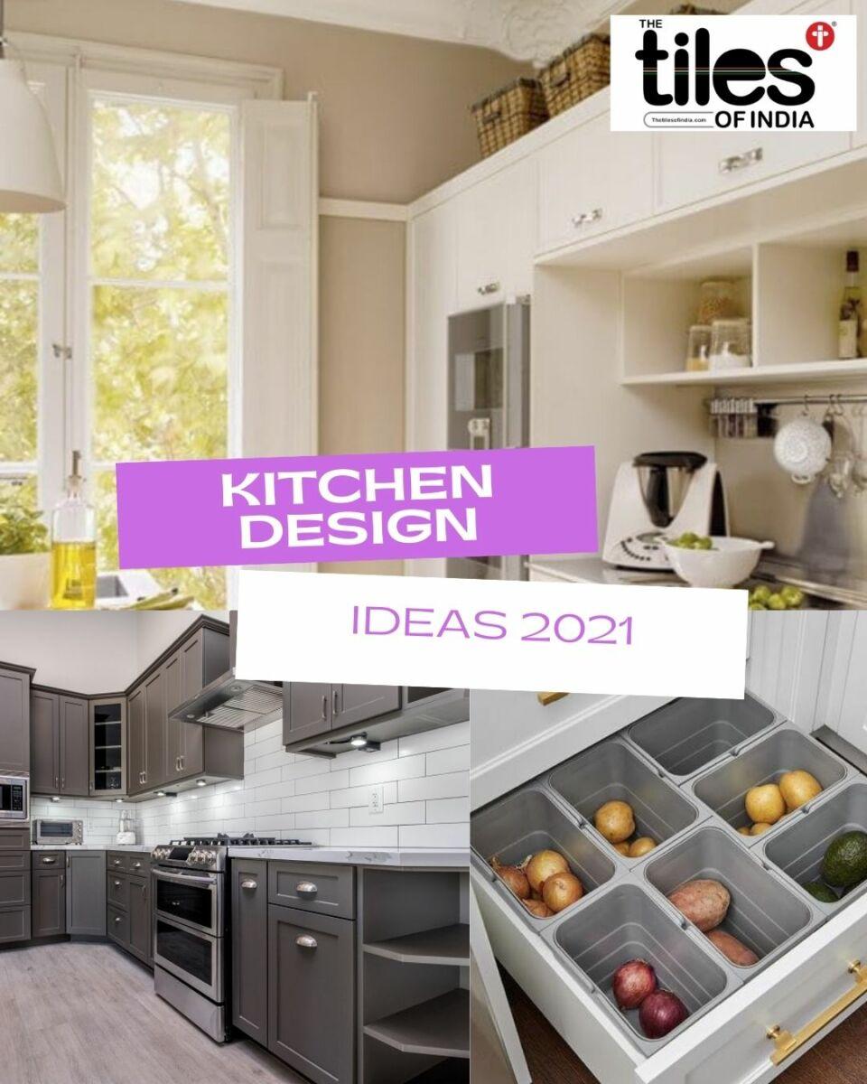 20 Kitchen Design Ideas 20   The Tiles of India