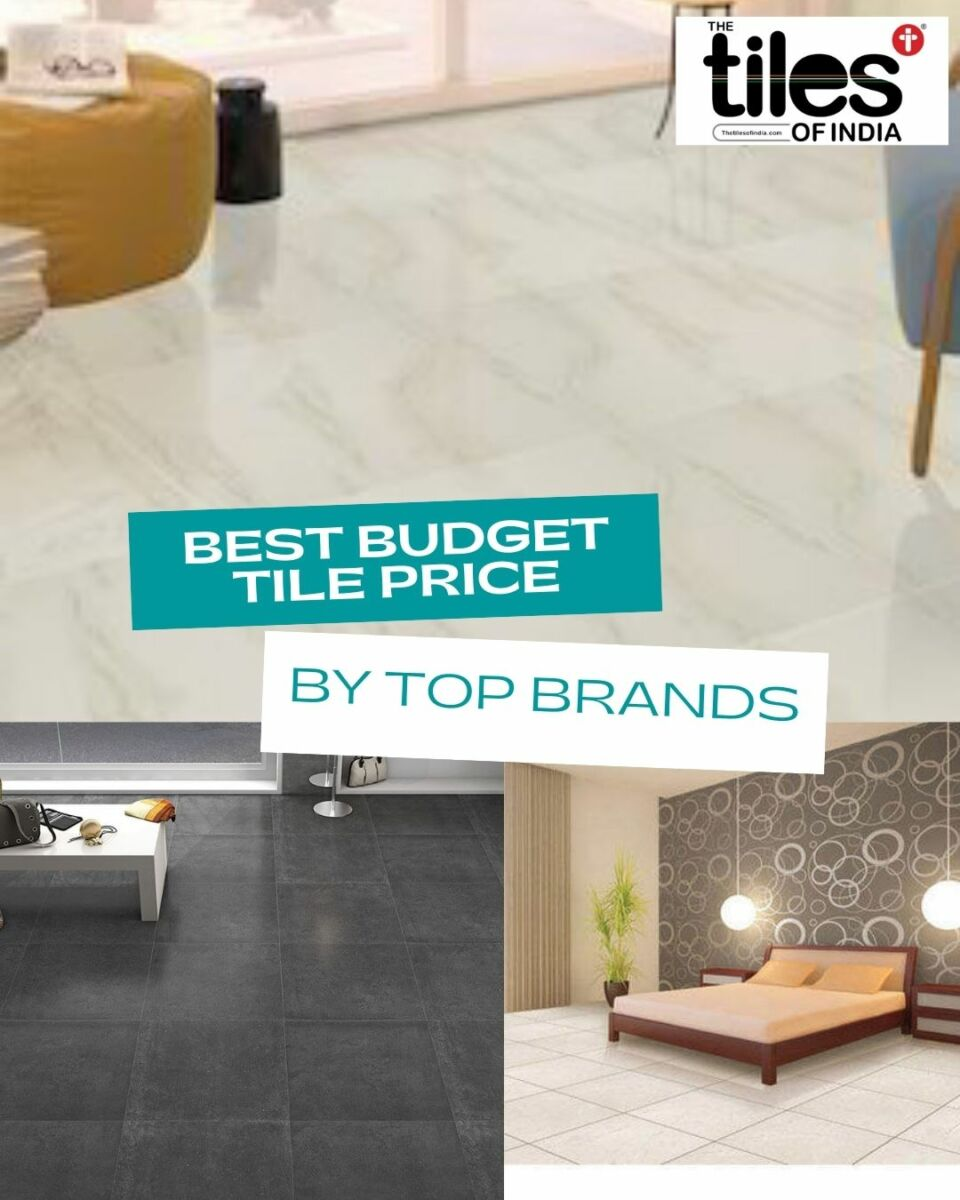 8 Best Budget Tile Price by Top Brands