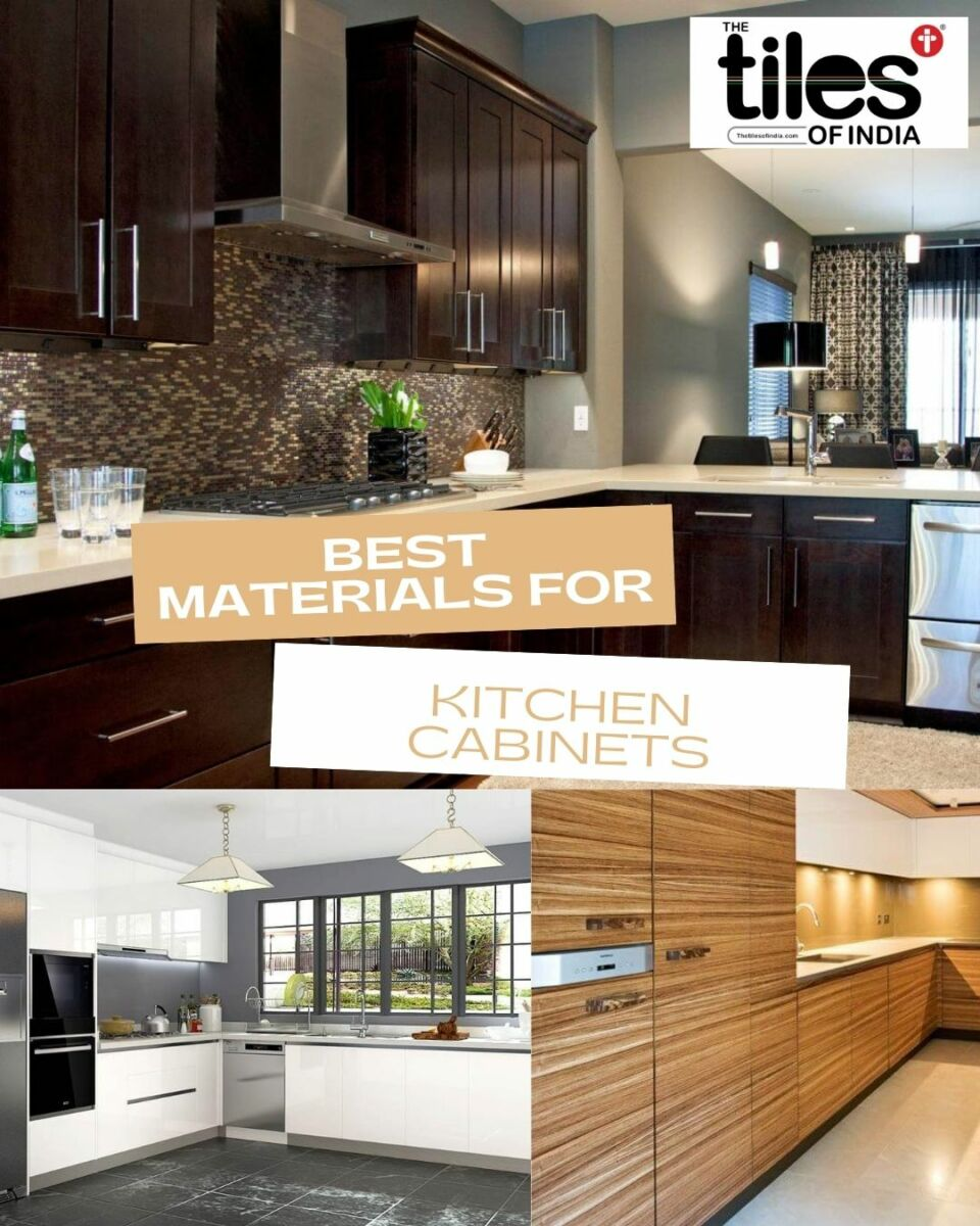 5 Best Materials for Kitchen Cabinets