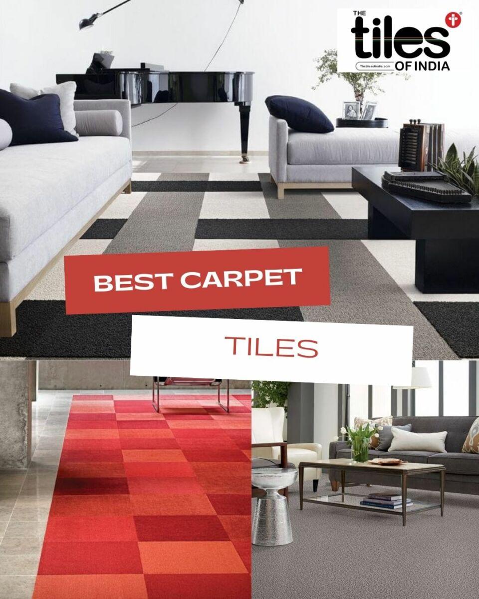 6 Best Carpet Tiles
