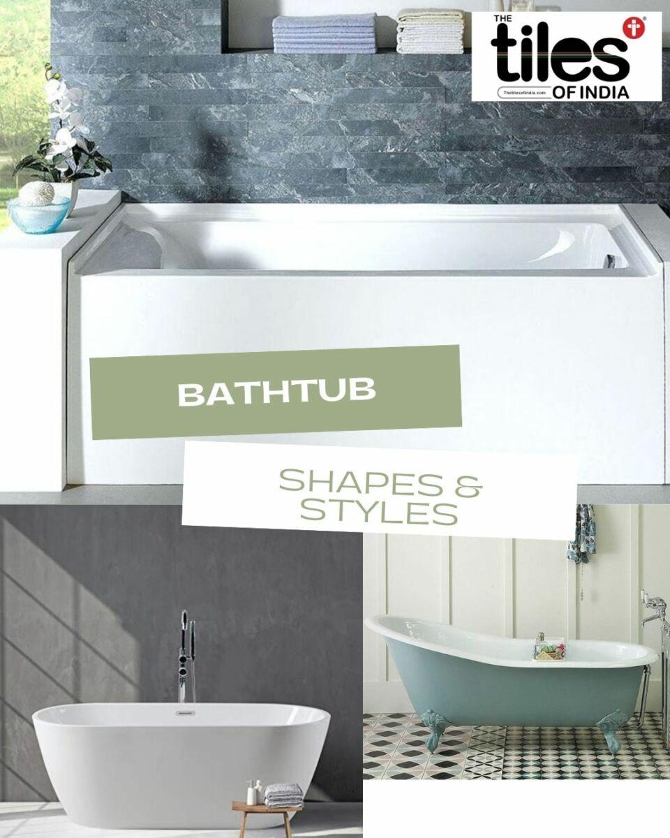 8 Bathtub Shapes & Styles