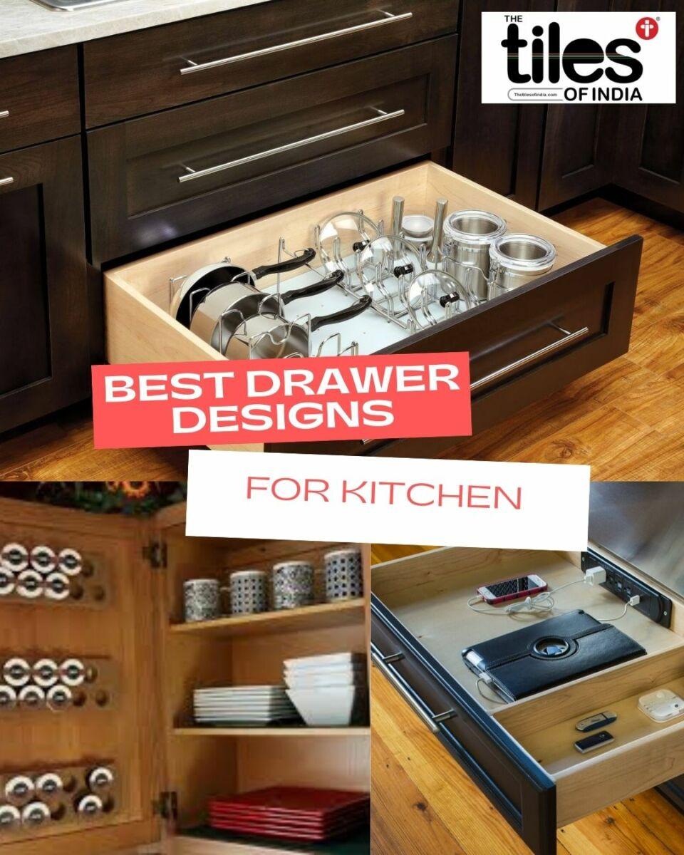 8 Best Drawer Designs for Kitchen
