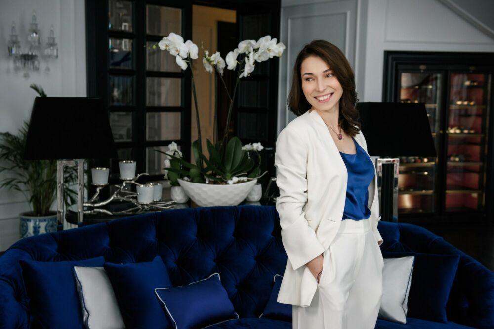 designer Natalia Bolshakova