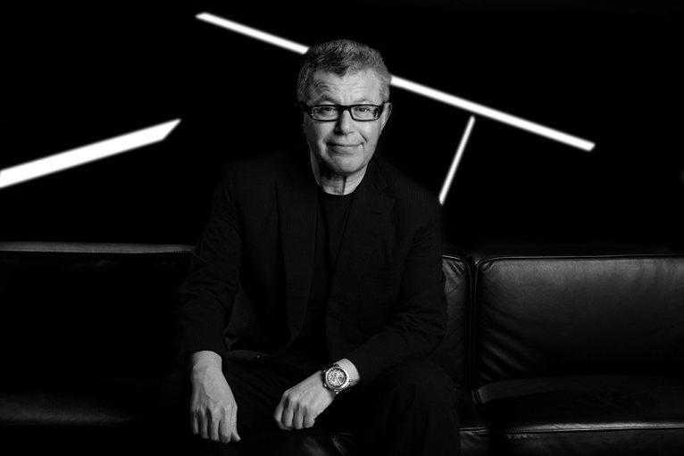 Architect icon Daniel Libeskind