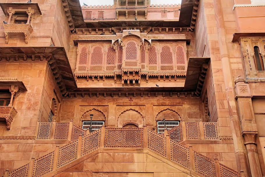 The Junagarh Fort