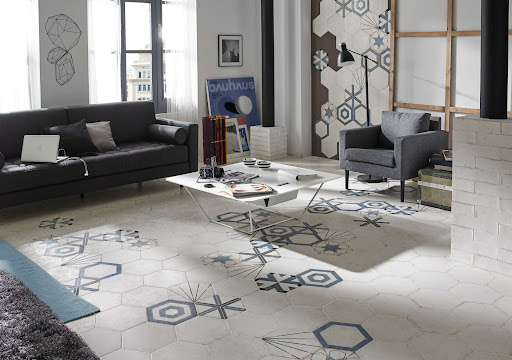 8 tips to add glamour with decorative tiles
