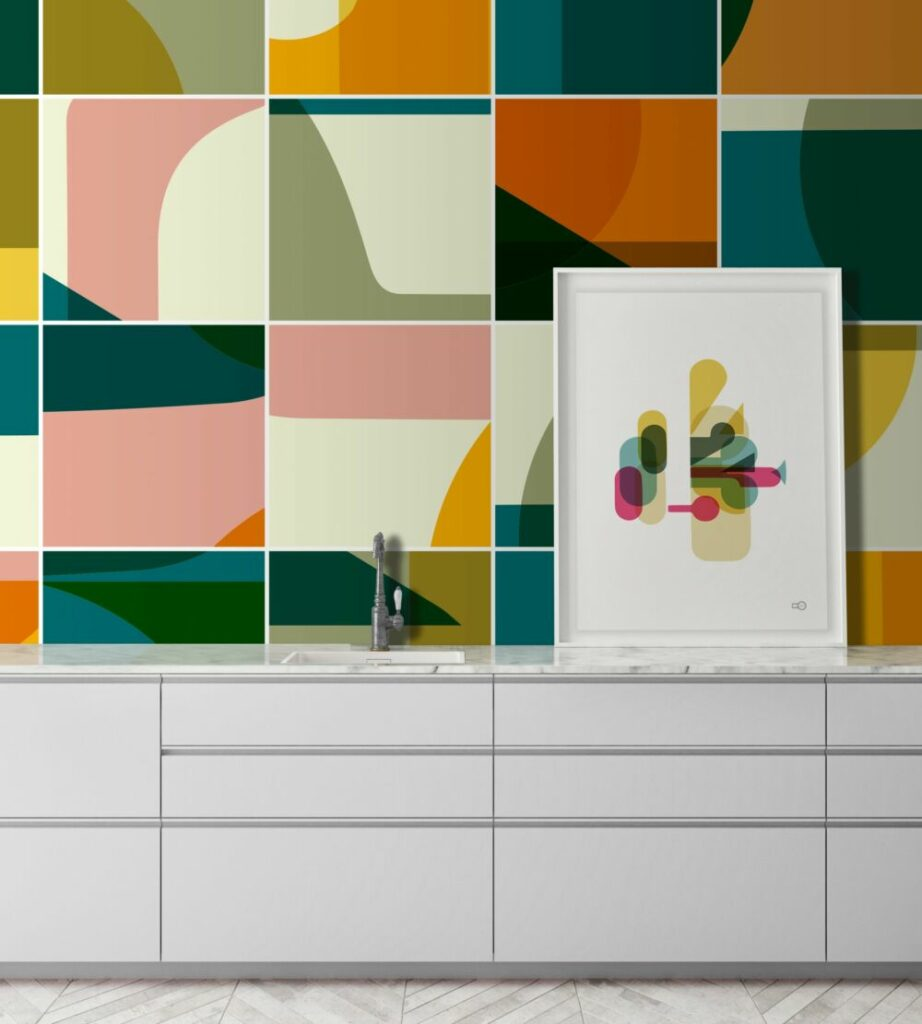 8 stylish tiles for designing a modern kitchen