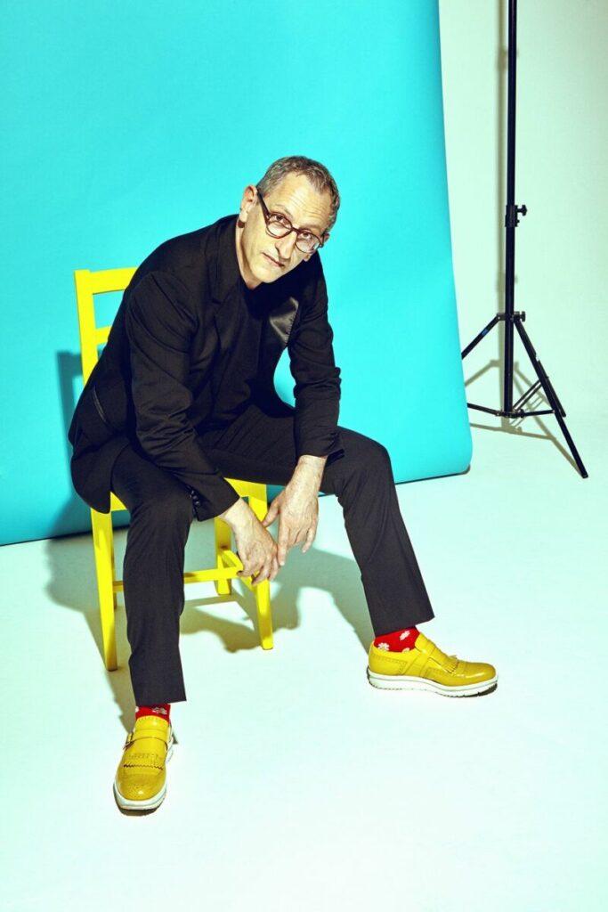 Designer Alessandro Luciani